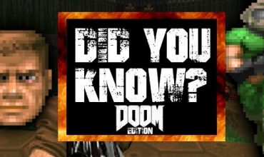 Did you know these Trivia Tidbits? DOOM Edition