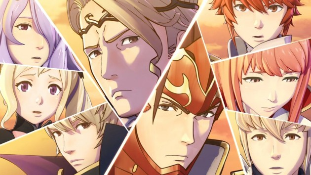 Fire Emblem Fates The Choice