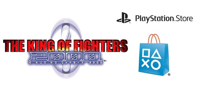 The King of Fighters 2000 Playstation 4