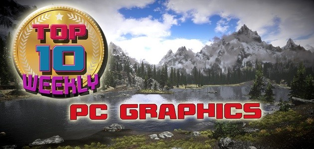 Top ten pc graphics SITE