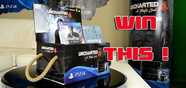 Uncharted 4 competition header SITE