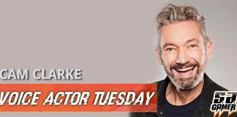 Voice Actor Tuesday: Cam Clarke