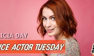 Voice Actor Tuesday: Felicia Day