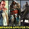 Five of the Best Companion Apps available
