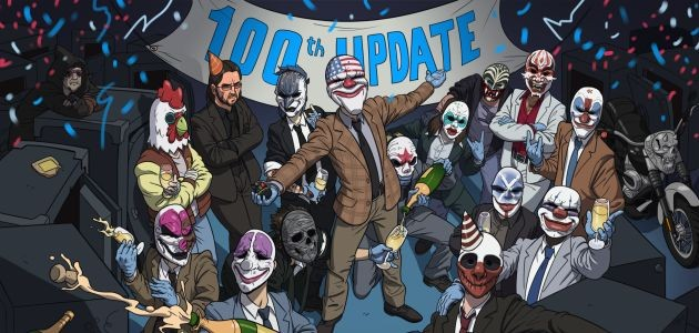 payday 100 update
