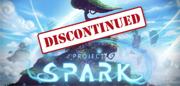 project-spark-discontinued