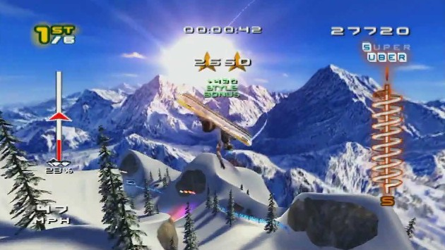 Blast from the Past: SSX 3 (Xb...