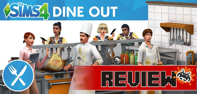 The Sims 4 Dine Out Review
