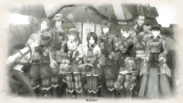 Valkyria Chronicles The Family