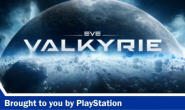 E3 2016 Hands-On: Eve Valkyrie and PS VR (or is it face-on?)