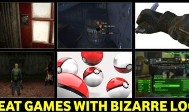6 great games with bizarre logic