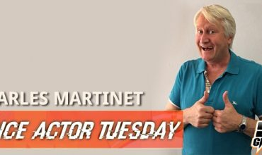 Voice Actor Tuesday: Charles Martinet