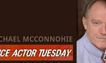 Voice Actor Tuesday: Michael McConnohie