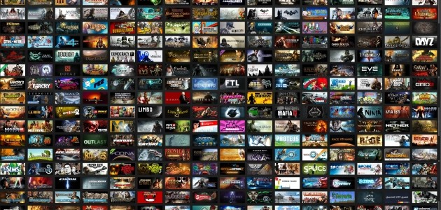 how to put games on steam