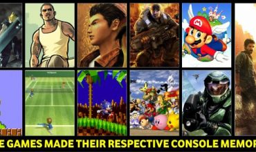 11 Games that defined a console
