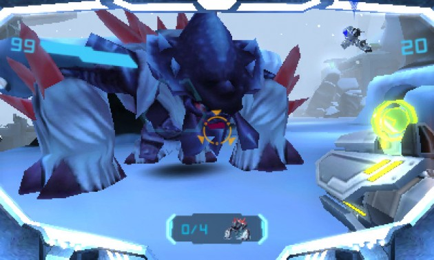 Metroid Prime Federation Force 4