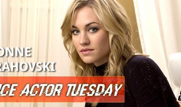 Voice Actor Tuesday – Yvonne Strahovski