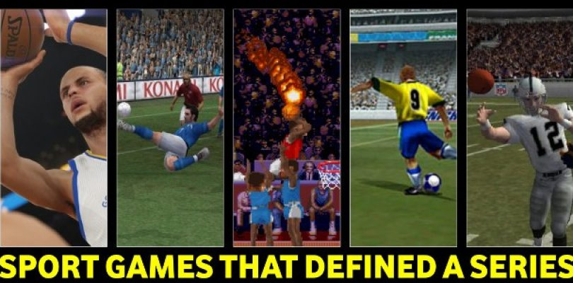 Five sport games that defined a series