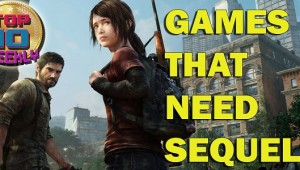 Games that need sequels site