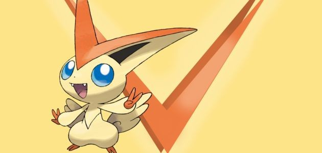 Now you can receive your gift Victini for Pokemon X & Y and