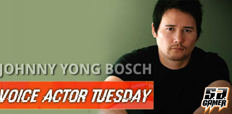 Voice Actor Tuesday: Johnny Yong Bosch