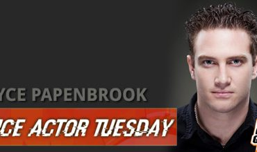 Voice Actor Tuesday: Bryce Papenbrook