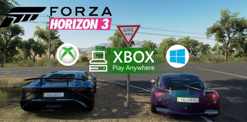 If Forza Horizon 3 is the standard for Play Anywhere, sign me up