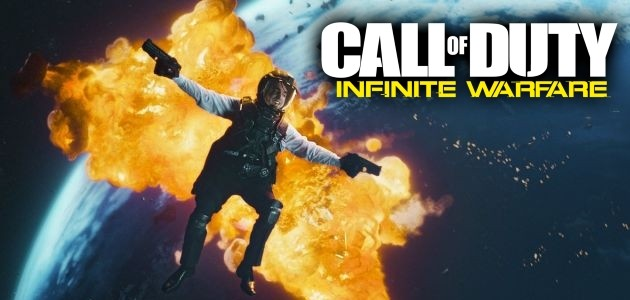 Call of Duty Infinite Warfare Live Action Trailer