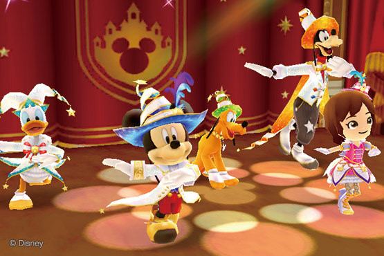 Disney Magical World 1
