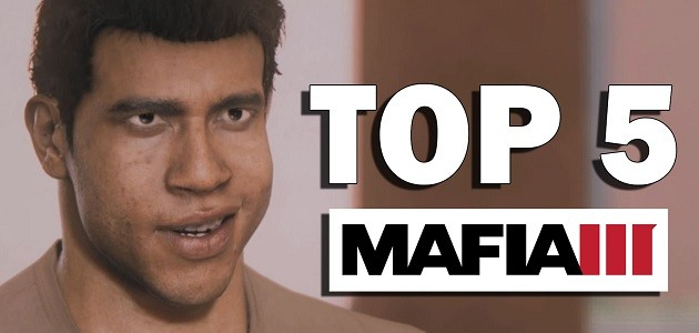 Mafia top 5 header
