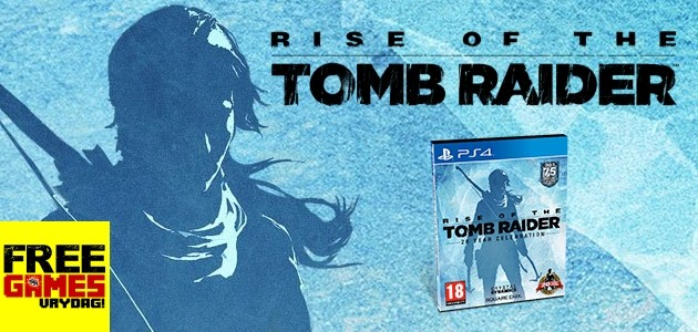 Rise of the tomb raider FGV