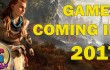 Top 10 games coming in 2017 site