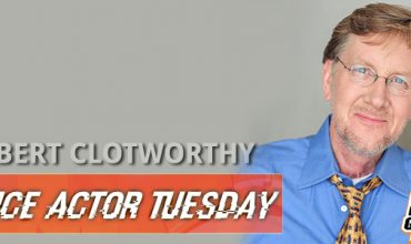 Voice Actor Tuesday – Robert Clotworthy