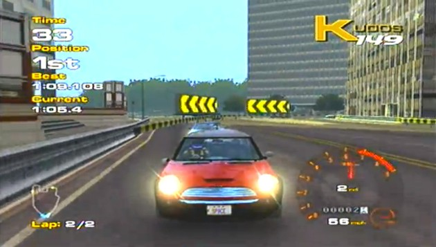 project-gotham-racing-2