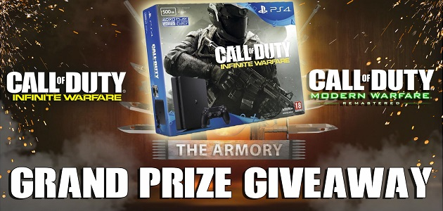 Grand prize giveaway site