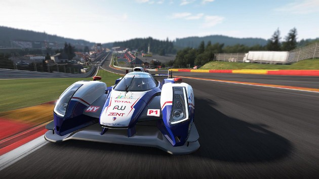 Project Cars LMP1