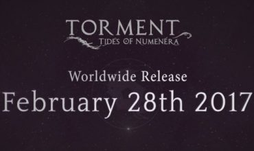 Torment: Tides of Numenera finally gets a release date