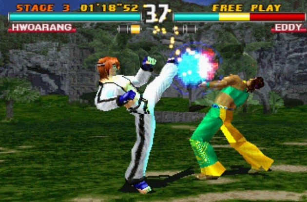 Blast from the Past: Tekken 3 (PS1) - SA Gamer
