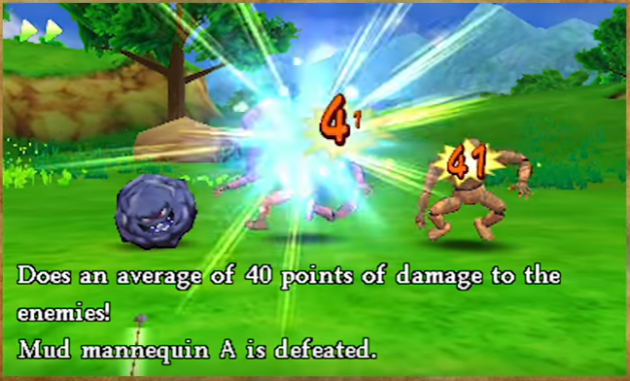 Dragon Quest VIII Battle