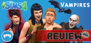 The Sims 4 Vampires Review
