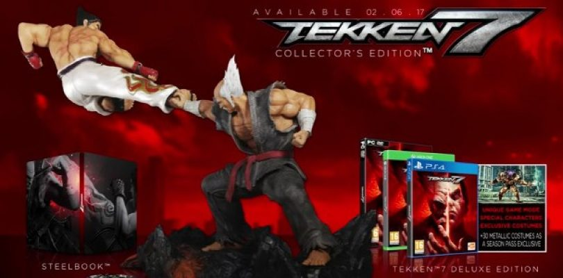 Tekken 7 finally gets a launch date, launches on 2 June