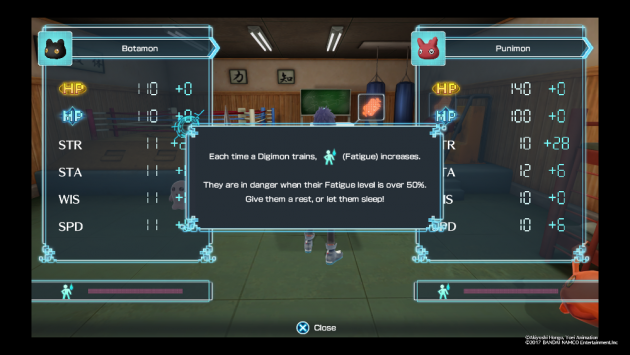 Digimon World_ Next Order_Training_Stats