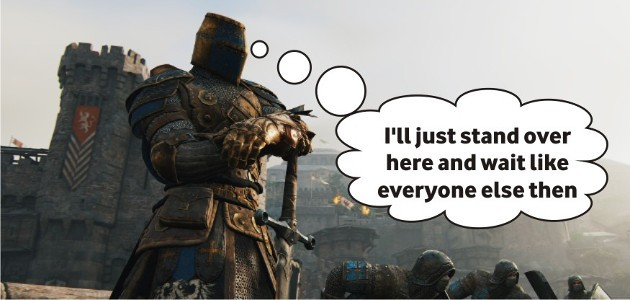 For Honor review late1
