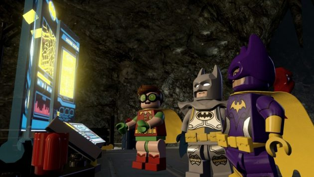 LEGO Batman Movie Story Pack