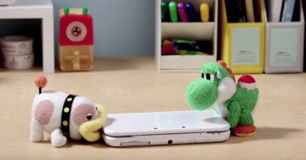 yoshi woolly world 3ds
