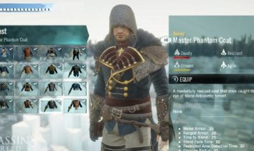 Customise Your Assassin in Assassin's Creed Unity
