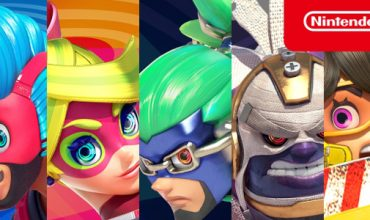 Video: New Arms trailers show combatants and gameplay
