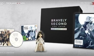 Bravely Second End Layer coming to Europe in February 2016