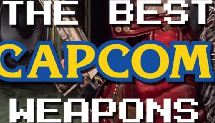 The Best Weapons From Capcom