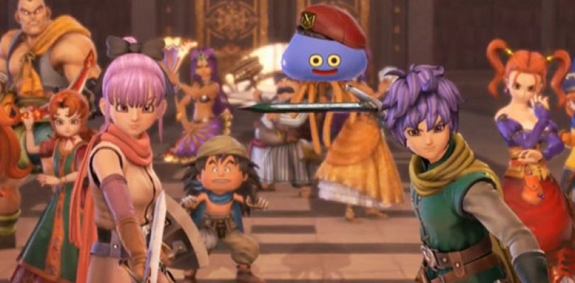 Dragon Quest Heroes II receives a new trailer showing off its heroes